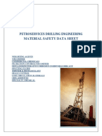Psde Products Msds