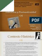 Educación y Postmodernidad