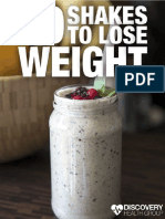 Shakes to Lose Weight