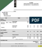 Presupuesto Alquiler de Camion Grua - Minera Bateas