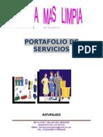 Carpeta de Presentacion Obra Mas