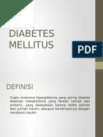 Diabetes Mellitus Ambar