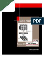 Microsoft PowerPoint - ASM_WIN10gR2