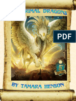 The Primal Dragons