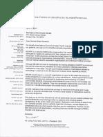 Letters Opposing SB265