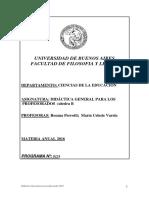 Programa DGP Varela-Perrotti 2016