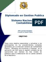 1. Contabilidad Gubernamental - UNMSM
