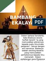Bambang Ekalaya