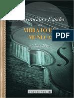 Vibrato Muñeca