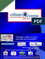 Publication CitizenCorpOverview