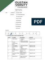 5s Sample Report