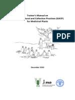 GACP Trainers Manual