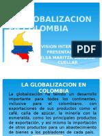 La Globalizacion en Colombia