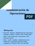 5729 Administracion de Operaciones