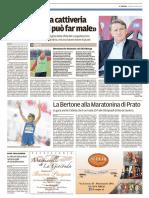 Il Tirreno Prato 13-04-2017 - Calcio Lega Pro