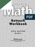 Reteach 2nd Grade
