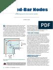 Curved Bar Nodes