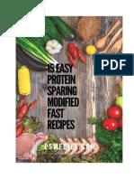 Psmf Diet Recipes