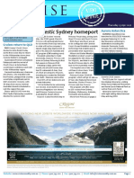 Cruise Weekly for Thu 13 Apr 2017 - Majestic to Australia, ATG on Odysseus, Dawn back in Airlie, Aurora Expeditions, Windstar Cruises