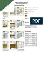 Calendario Academico 16-17 Web