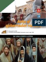 Lección 15 - Ante El Gobernador Romano