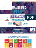 Reporte Red Interquorum Embajadores 2030 - 2016