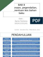 akbi bab 8