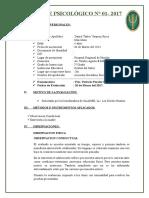 Ficha Técnica de Modificacion de Conducta