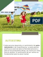 Cómo fortalecer l autoestima en los niños.pptx