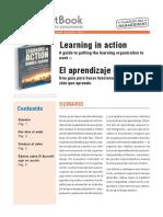 Aprendizaje en acción