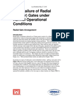Failure of gates