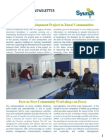 Syunik NGO Newsletter Issue 26