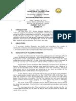 Documentation Fam Run 2k17