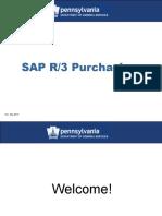 SAPR3Purchasing(MRP
