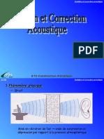 2 - Isolation Et Correction Acoustique