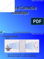 2 - Isolation Et Correction Acoustique