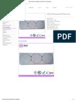 1W/mK Aluminium PCB Fabrication - Aluminum PCB - Heros Electronics