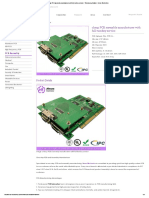Cheap PCB Assembly Manufacturer With Full Turnkey Service - Telecommunication - Heros Electronics