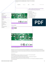 4 Layer Rapid Prototype Pcb Service From Pcb Manufacturing Companies - 1-30Layer FR4 PCB - Heros Electronics