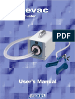 Wavevac - User's Manual