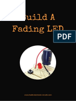 2 - Build a Fading LED