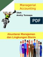 1. Akuntansi Manajemen Dan Lingkungan Bisnis