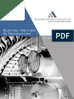 Electric Motors Generators