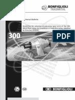 Bonfiglioni 300 Series (Tech Bulletin)
