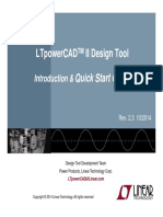 LTpowerCAD II Quick Start Guide