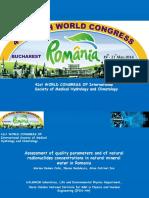 Presentation_Congress_International Society of Medical Hydrology and Climatology (2)