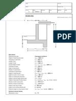 Retaining Wall Analysis & Design (BS8002_1994)