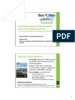 Compact City Case Study