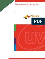 UWV Arbeidsmarktanalyse 2017
