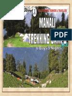 Manali Trekking Camps by PEAK Troops